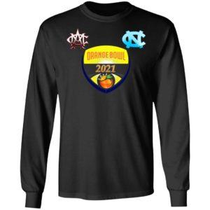 Orange Bowl 2021 Shirt, Ladies Tee
