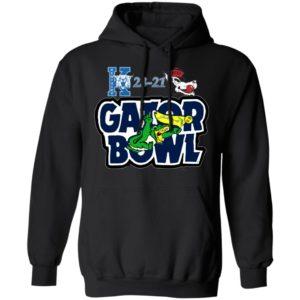 Kentucky Gator Bowl Champions 2021 Shirt, Ladies Tee