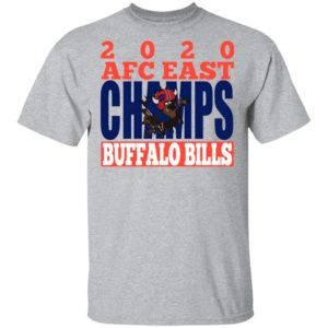 2020 Afc East Champs Buffalo Bills Football Shirt
