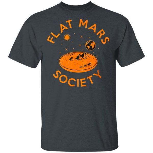 Flat Mars Society Vintage Shirt