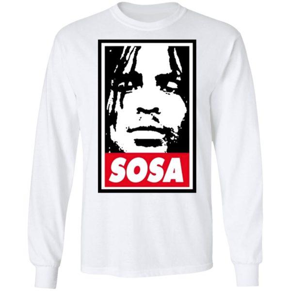 Chief Keef Sosa Revenge Chief Keef Mugshot Shirt