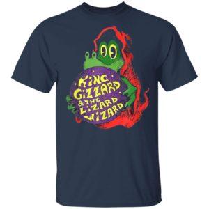 King Gizzard The Lizard Wizard Shirt