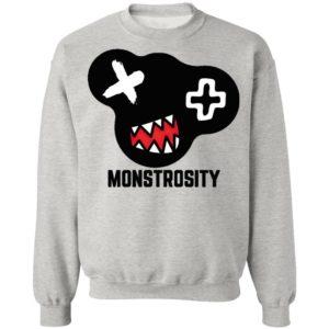 Monstrosity Merch Monstrosity Logo Shirt