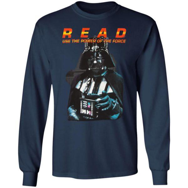 Star Wars Darth Vader READ T-Shirt, Long Sleeve, Hoodie
