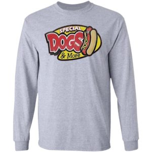 Special Dogs And More 2021 Shirt, Long Sleeve, Hoodie