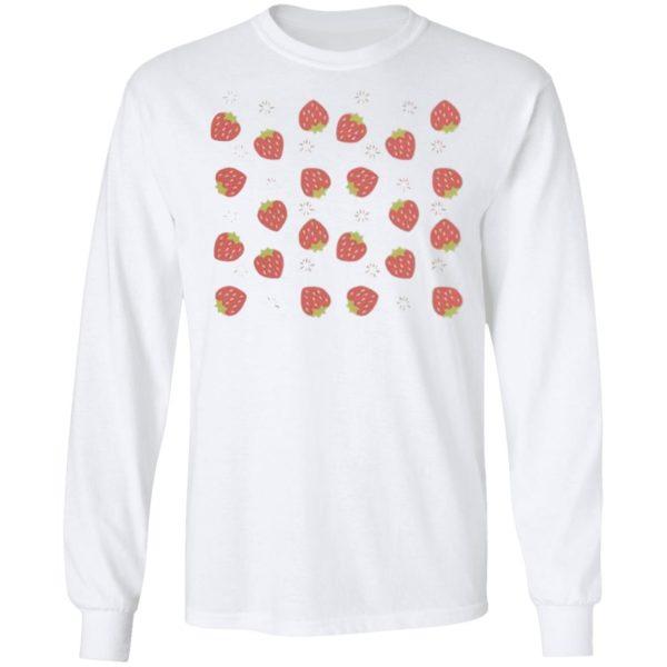 Strawberrymany Strawberry Firework Shirt
