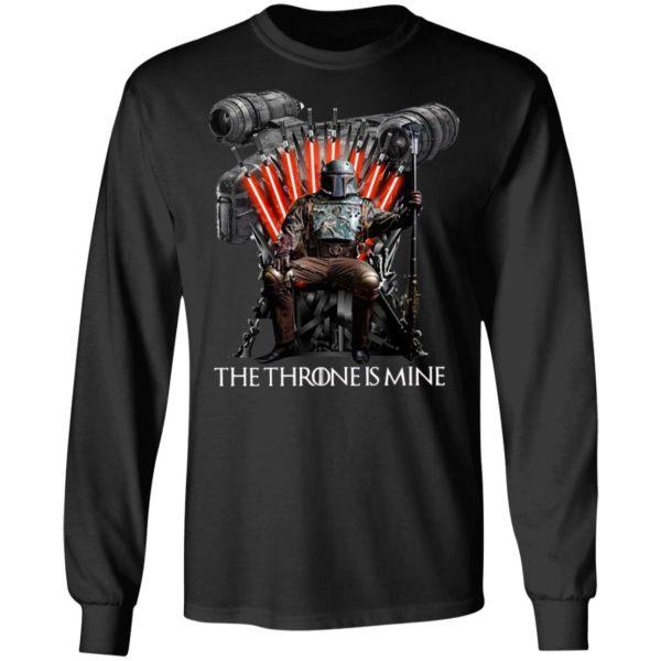 The Throne Is Mine Luffy Shirt