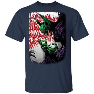The Joker Batman on Behance Ha Ha Ha Shirt