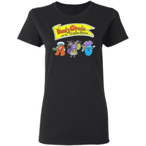 BodyOpolis And The Vitamin Heroes Shirt