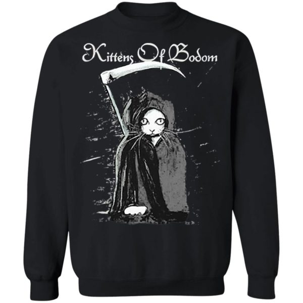 Kittens Of Bodom Shirt, Long Sleeve, Hoodie
