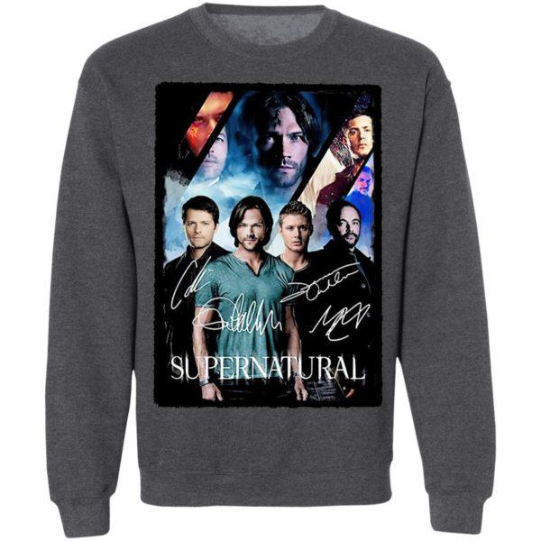 The Supernatural Movie Signature Shirt
