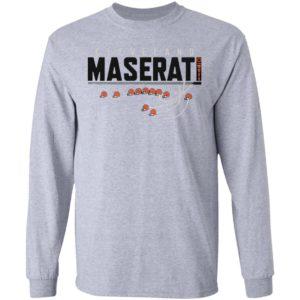 Cleveland Browns Maserati Shirt