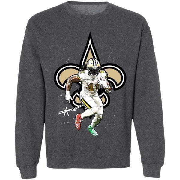 New Orleans Saints Alvin Kamara signature shirt