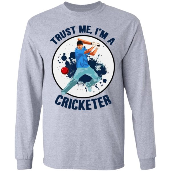 Trust Me I'm A Cricketer Shirt