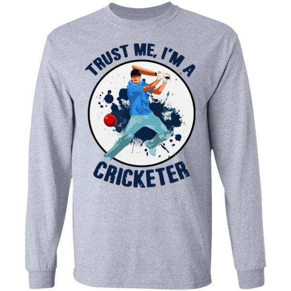 Trust Me I'm A Cricketer Shirt