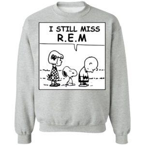 The Peanuts I Still Miss R.E Shirt