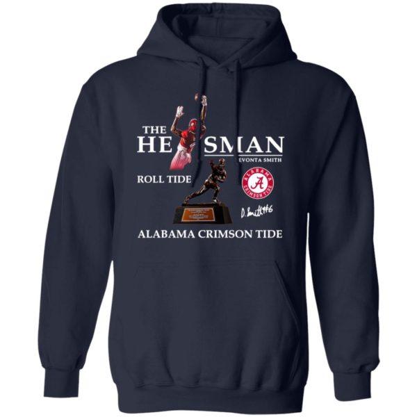 The He Man Devonta Smith Roll Tide Alabama Crimson Tide Signature Shirt