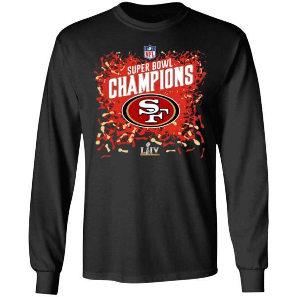 San Francisco 49ers super bowl Champions Shirt