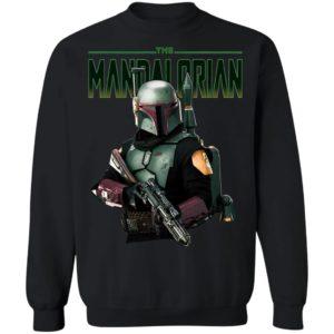 Star Wars The Mandalorian Retro Shirt