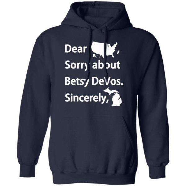 Whitmer Betsy Devos Shirt