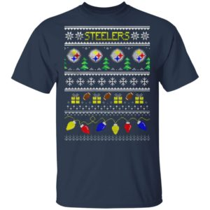 NFL Football Pittsburgh Steelers Ugly Christmas Sweater