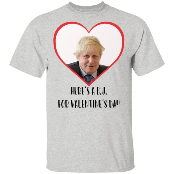 Donald Trump Here_s Abj For Valentine_s Day Shirt