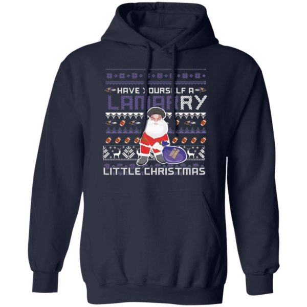 Have Yourself A Lamarry Little Christmas Ugly Sweater