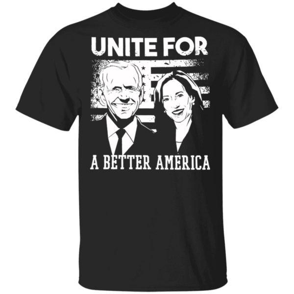 Unite For A Better American Flag Shirt