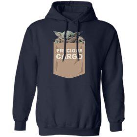 Star Wars Baby Yoda Precious Cargo 2021 Shirt