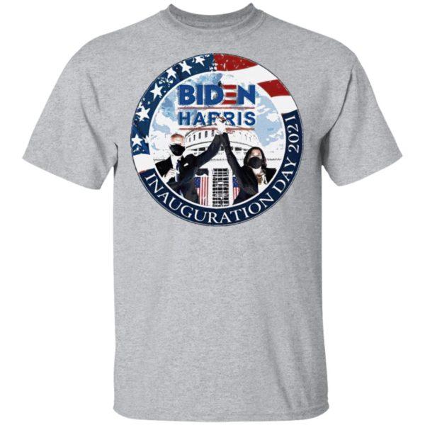 Joe Biden Kamala Harris 2021 Inauguration Day 1.20.21 Shirt