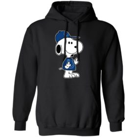 Snoopy Indianapolis Colts NFL Double Middle Fingers Fck You Shirt