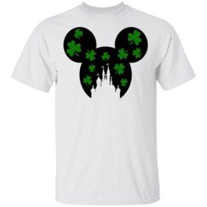 Clover Mickey Mouse Shamrock St Patrick Day Shirt