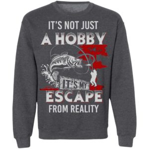 It's Not Jusr A Hobby It's My Escape From Really Shirt