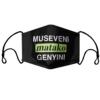 Museveni Matako Genyini Tee Face Mask