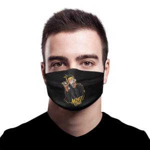 New Money Talk Unisex Face Mask