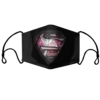 Superman Alabama Crimson Tide Face Mask