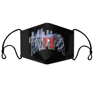 Tampa City Tampa Bay Rays Tampa Bay Buccaneers Tampa Bay Lighting Face Mask