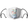 Disney Dumbo T-Shirt Dumbo Play With Friend face mask
