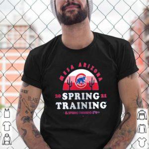 Chicago Cubs Mesa Arizona spring training 2021 vintage shirt
