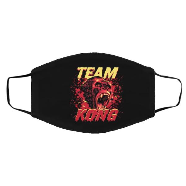 Team Ko-ng face mask