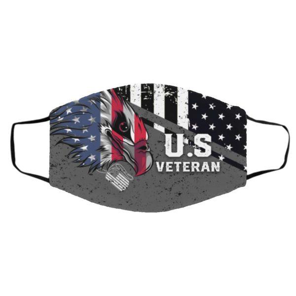 Us Veteran – Military Veteran face mask