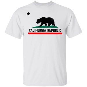 Ursus Americanus Of California Republic Shirt