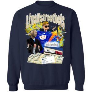 Wallstreetbets GameStop Stonk Shirt