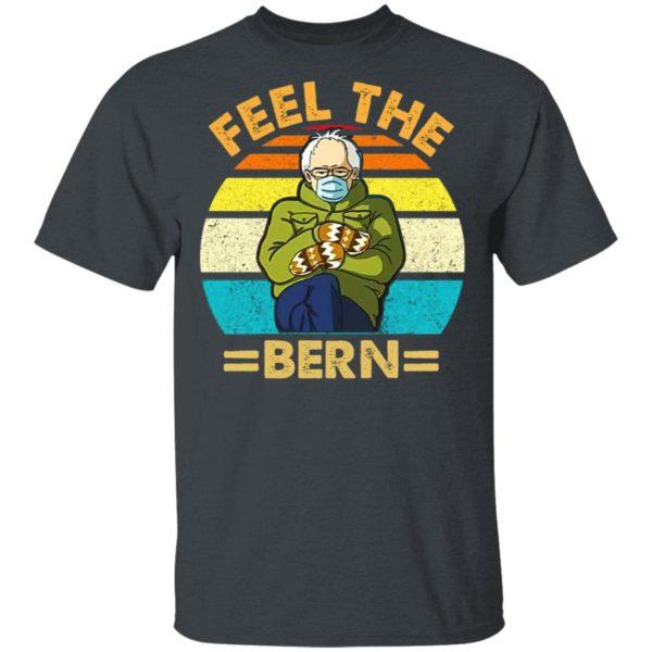 Feel The Bern Vintage Shirt