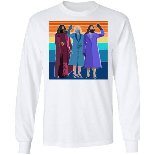 Feminist Shirt Inauguration Day 2021 Powerful Women in Power Inauguration Day Shirt