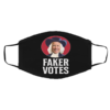Faker Votes Funny Election Mask