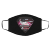 Superman Alabama Crimson Tide Mask