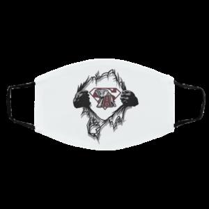 Alabama Crimson Tide Insides Me Superman Mask