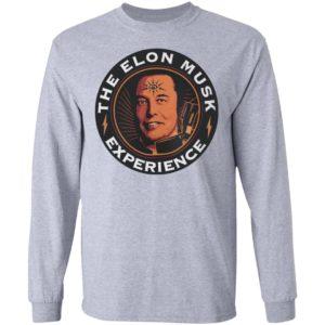 The Elon Mush experience shirt