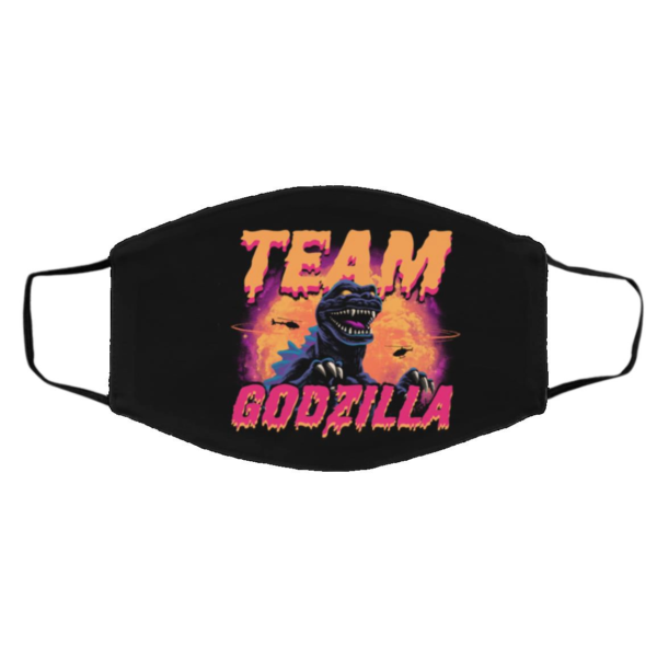 Team Godz-illa face mask
